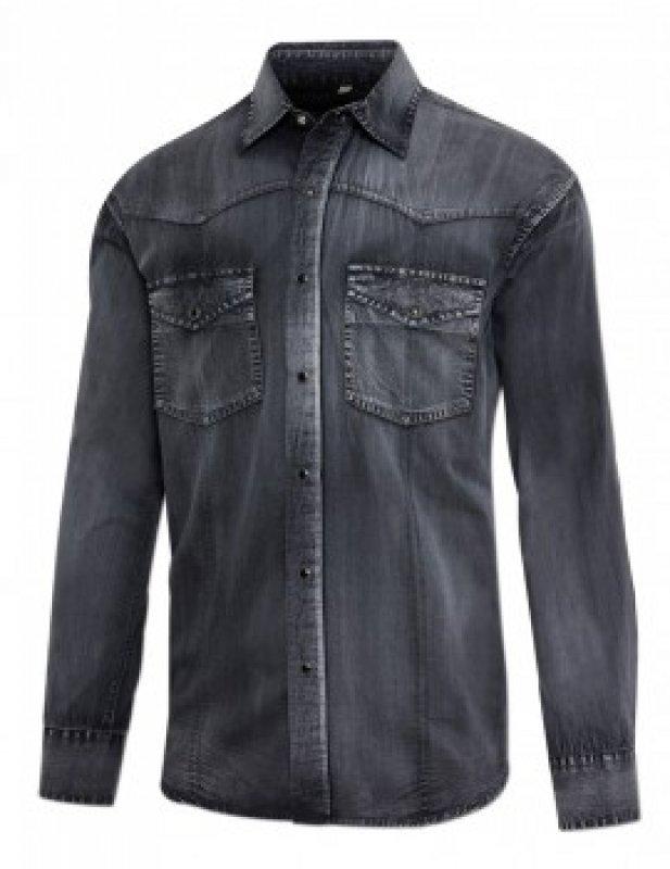 Westernhemd Enzo lang