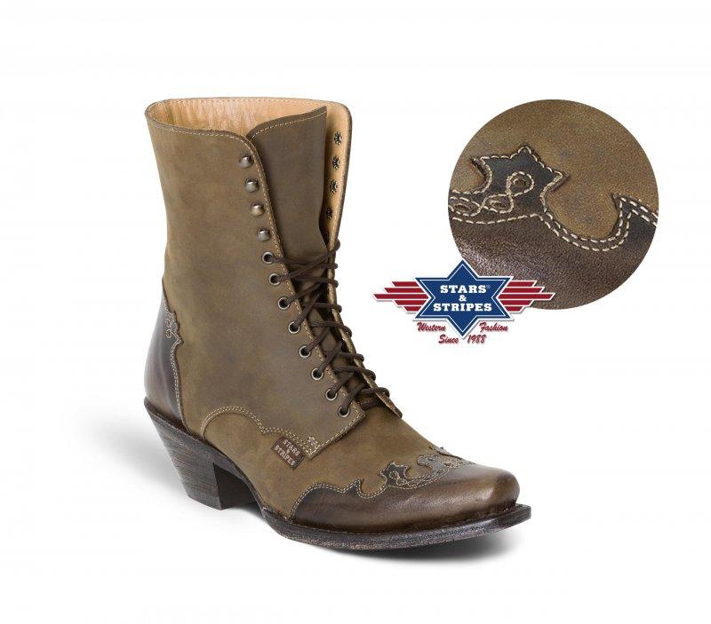Western Boots WBL-31
