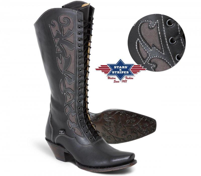 Western Boots WBL-30