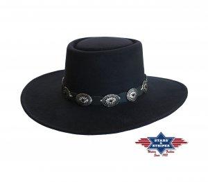 Mexican Western Faux-Felt Hat Juan