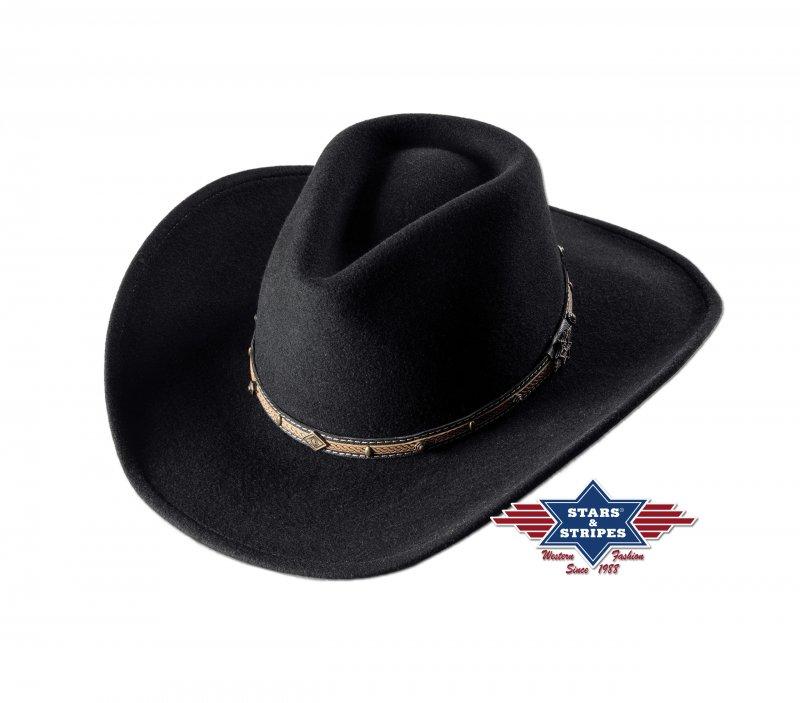 Hat Laredo black