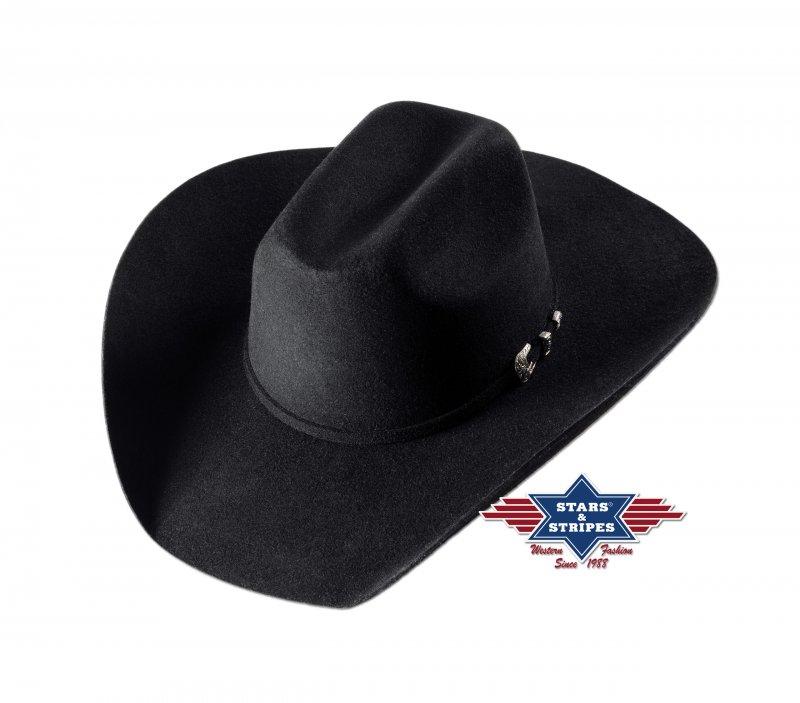 Hat Wyoming black