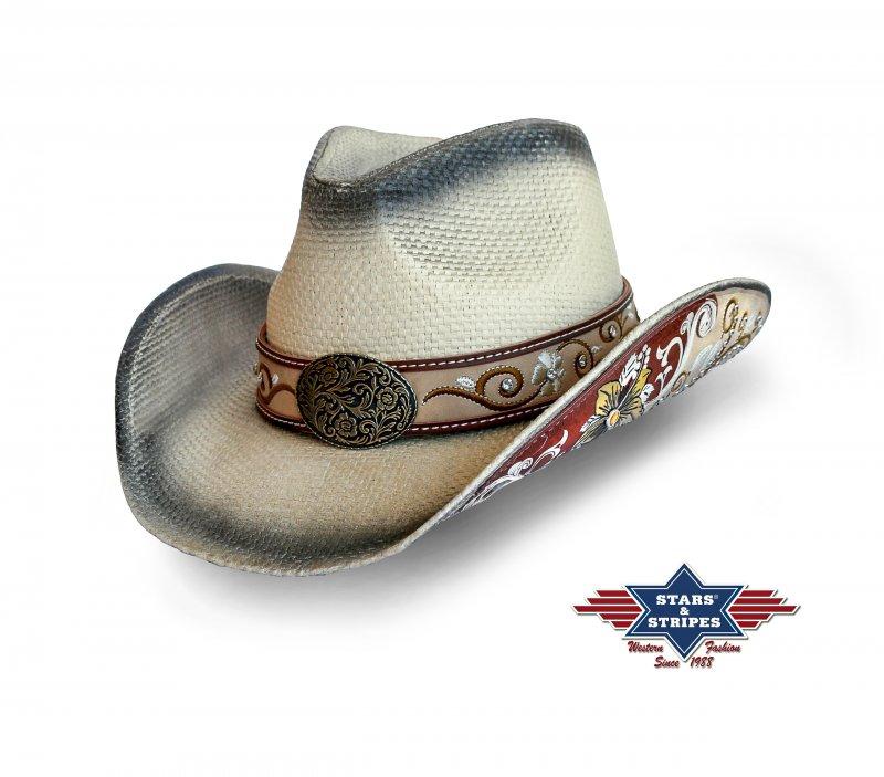 Straw Hat Paola