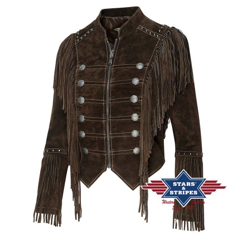 Jacket Brianna brown