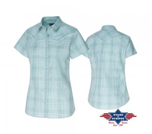 Western blouse A-06