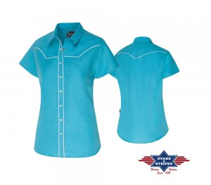Western blouse A-07