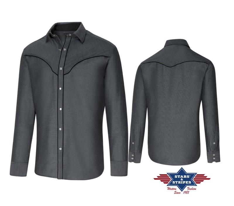 Western shirt A-09