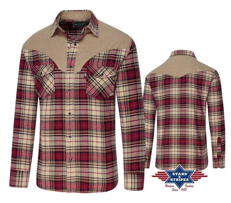 Western shirt A-12